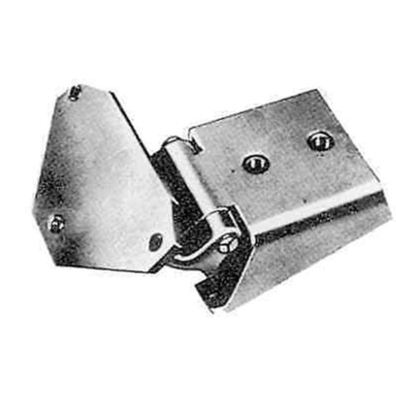 Staffa ventola motore inferiore dx 7611650 Fiat Panda dal 86-03 6831.17