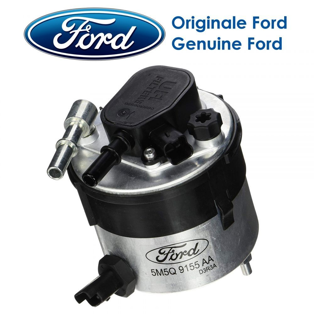 Filtro carburante Diesel Ford 1386037