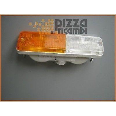 COMPATIBILE CON FIAT X1//9 128 RALLY LUCCIOLE FANALE LATERALE FANALINO SIDE LAMP