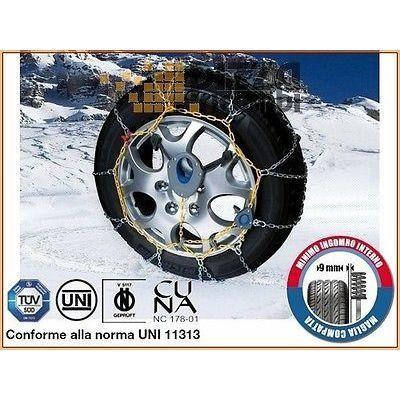 CATENE DA NEVE CORA MX2 9mm RUOTA 17