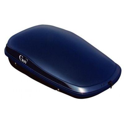 BAULE BOX AUTO PROBOX GEV CARBOX NERO STYLE Lt. 490 160x100x44