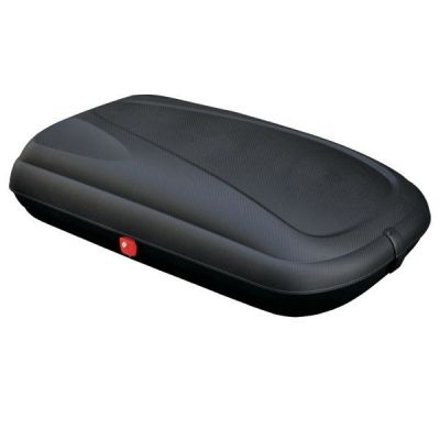 BAULE BOX AUTO PROBOX GEV CARBOX NERO Lt. 320 131x78x34