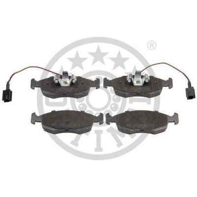 PATTINI FRENO ANT. FIAT 500 0.9 GRANDE PUNTO EVO 1.2 1.3 MJT 1.4 12/2008 IN POI