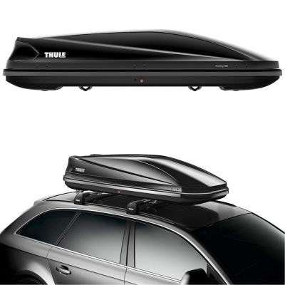 BAULE AUTO PROBOX THULE TOURING 780 NERO LUCIDO Lt. 420 196x78x43 GLOSSY BLACK
